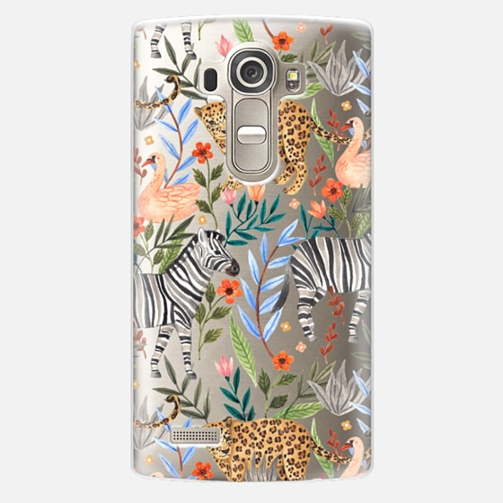 LG G4 Case - Moody Jungle