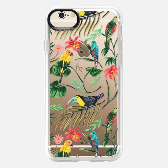 iPhone 6 Hülle - Tropical Birds