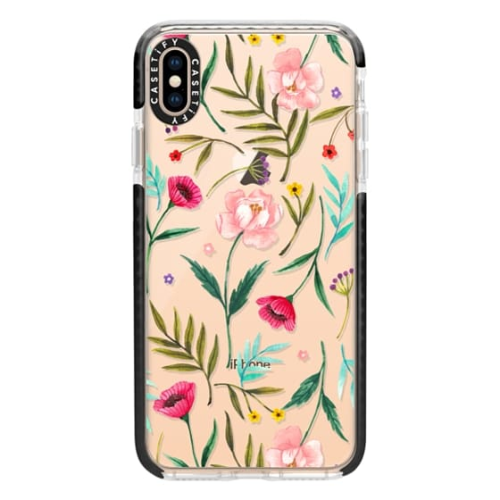 iPhone XS Max Cases - Flowers