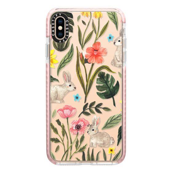 iPhone XS Max Cases - Rabbit Field