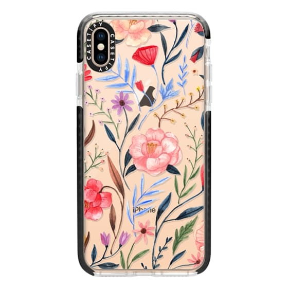 iPhone XS Max Cases - Blooming
