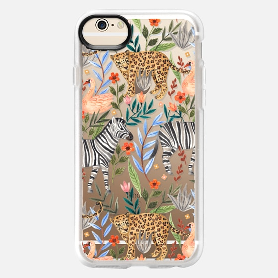 iPhone 6s Case - Moody Jungle