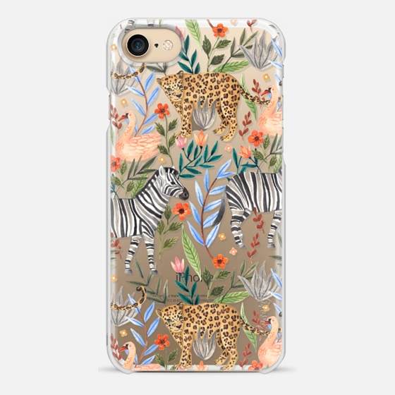 iPhone 7 Case - Moody Jungle