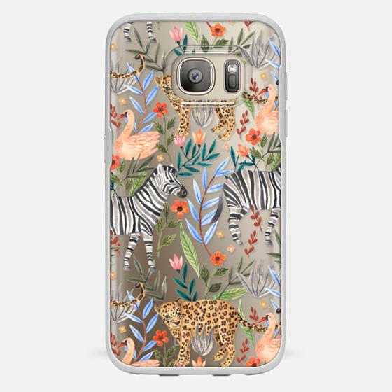 Galaxy S7 케이스 - Moody Jungle