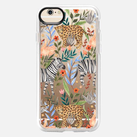 iPhone 6 Case - Moody Jungle