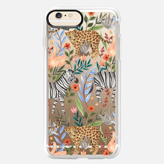 iPhone 6s Plus Case - Moody Jungle