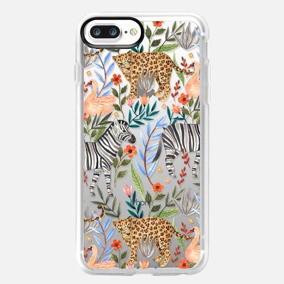 iPhone 7 Plus Case - Moody Jungle