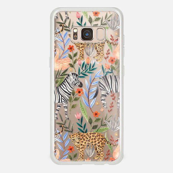 Galaxy S8 Case - Moody Jungle