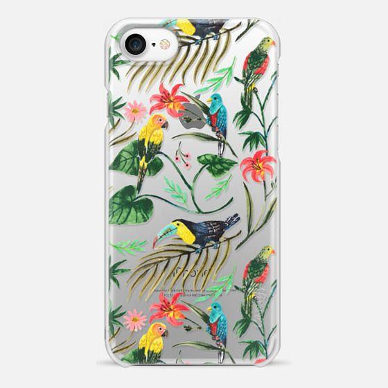 iPhone 7 Case - Tropical Birds