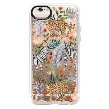 Grip iPhone 6 Case - Moody Jungle