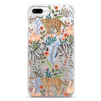 Snap iPhone 7 Plus Case - Moody Jungle
