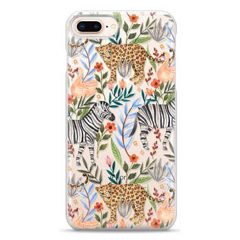 Snap iPhone 8 Plus Case - Moody Jungle
