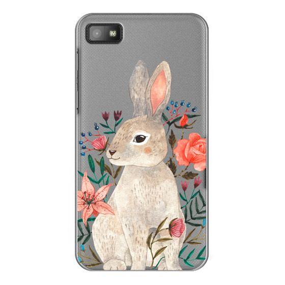 Blackberry Z10 Cases - Rabbit