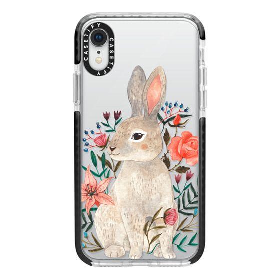 iPhone XR Cases - Rabbit