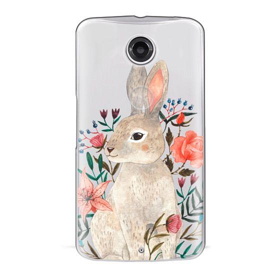 Nexus 6 Cases - Rabbit