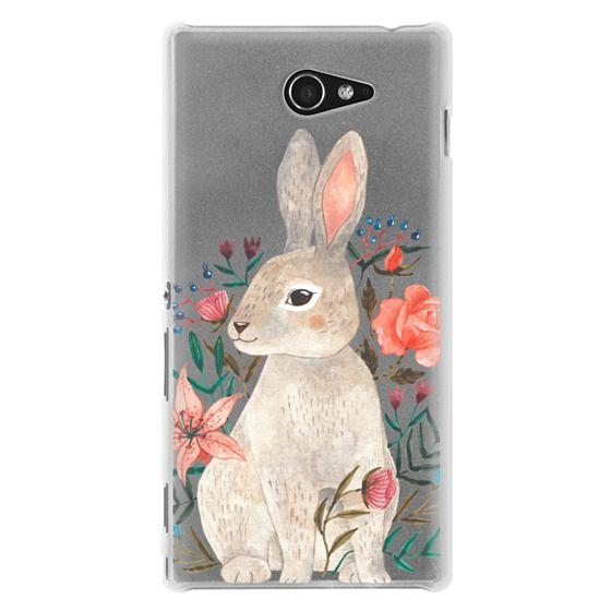 Sony M2 Cases - Rabbit