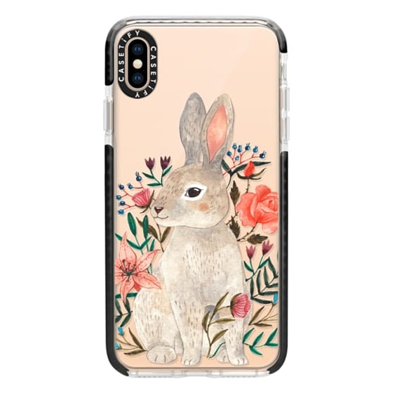 iPhone XS Max Cases - Rabbit