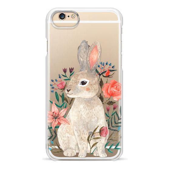 iPhone 6 Cases - Rabbit