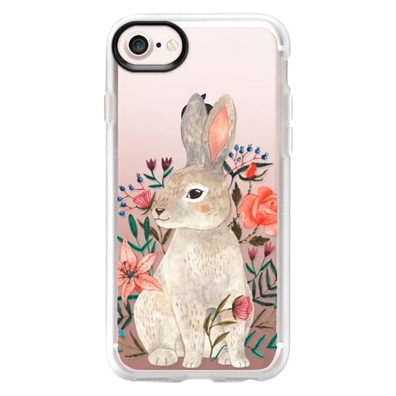 iPhone 7 Cases - Rabbit