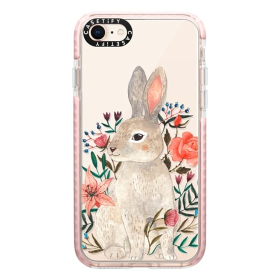 iPhone 8 Cases - Rabbit