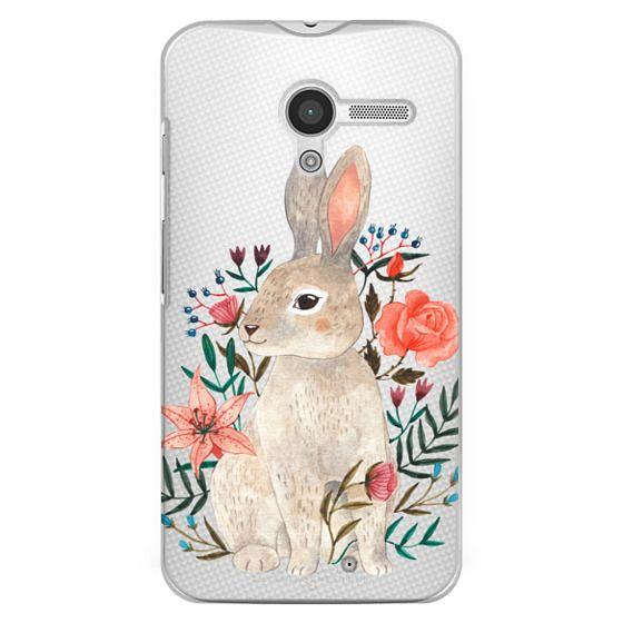 Moto X Cases - Rabbit