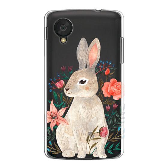 Nexus 5 Cases - Rabbit