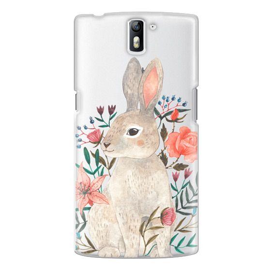 One Plus One Cases - Rabbit