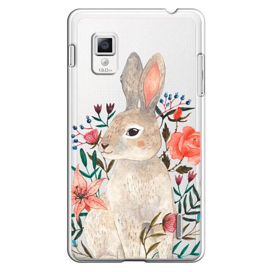 Optimus G Cases - Rabbit