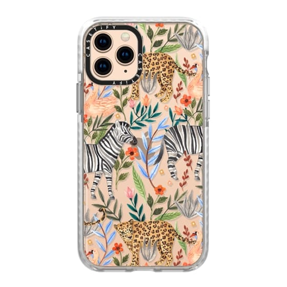 iPhone 11 Pro Cases - Moody Jungle