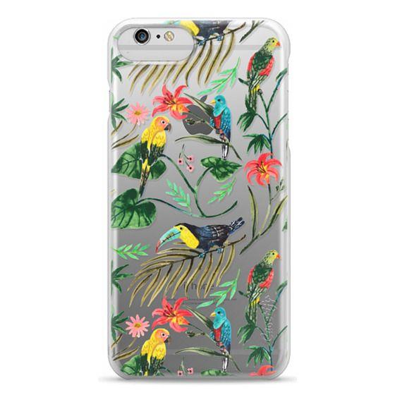 iPhone 6 Plus Cases - Tropical Birds