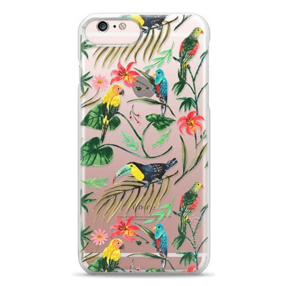 iPhone 6s Plus Cases - Tropical Birds