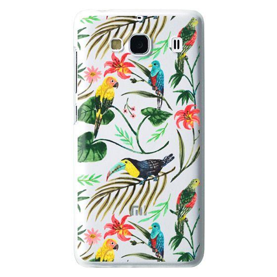 Redmi 2 Cases - Tropical Birds