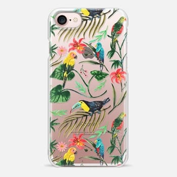 iPhone 7 Case Tropical Birds