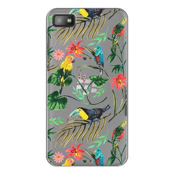 Blackberry Z10 Cases - Tropical Birds