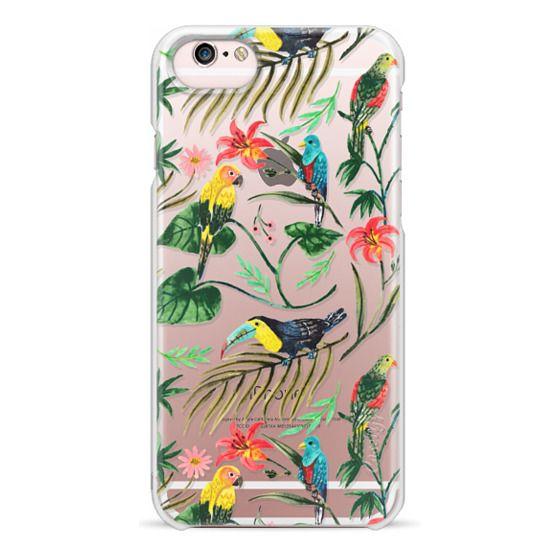 iPhone 6s Cases - Tropical Birds