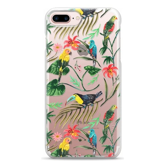 iPhone 7 Plus Cases - Tropical Birds