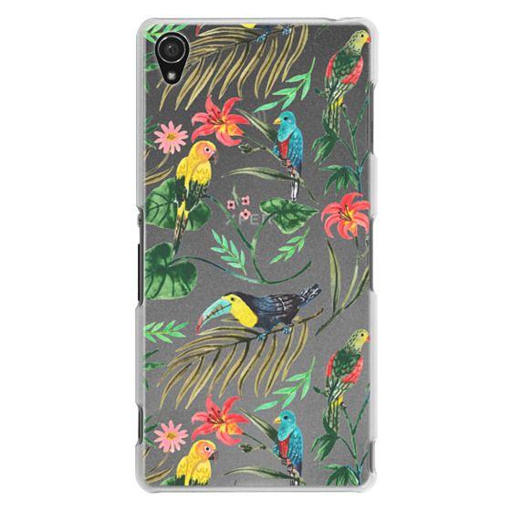 Sony Z3 Cases - Tropical Birds