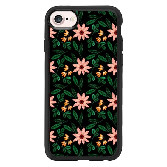 iPhone 6s Cases - Watercolor floral pattern