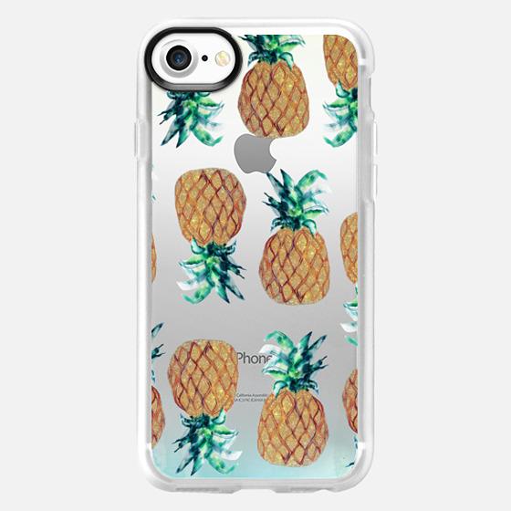 Pineapple Beach - Wallet Case