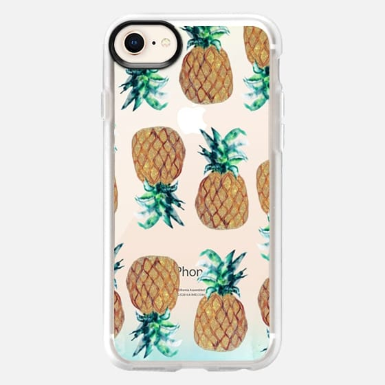 Pineapple Beach - Snap Case