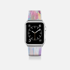Candy Feathers - Apple Watchバンド 38mm / 42mm