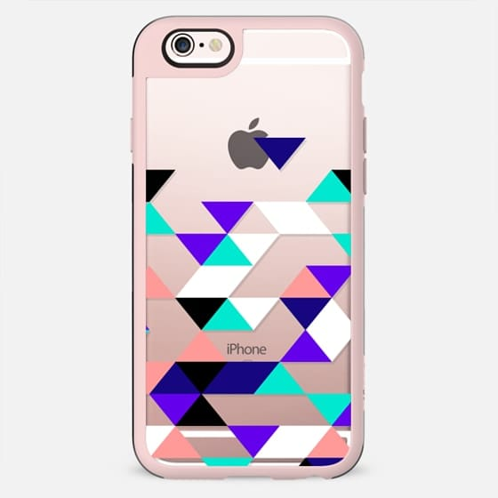 Coral Polygons - New Standard Case