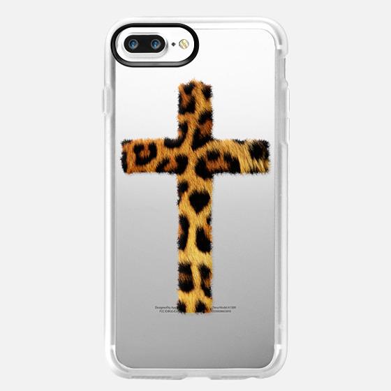 Fashion Leopard Pattern Cross Animal Print -