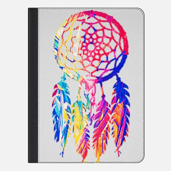 "iPad Pro 9.7"" Case - Hipster Neon Dreamcatcher Cute Rainbow"