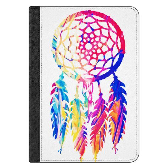 iPad Mini 4 保護殼 - Hipster Neon Dreamcatcher Cute Rainbow