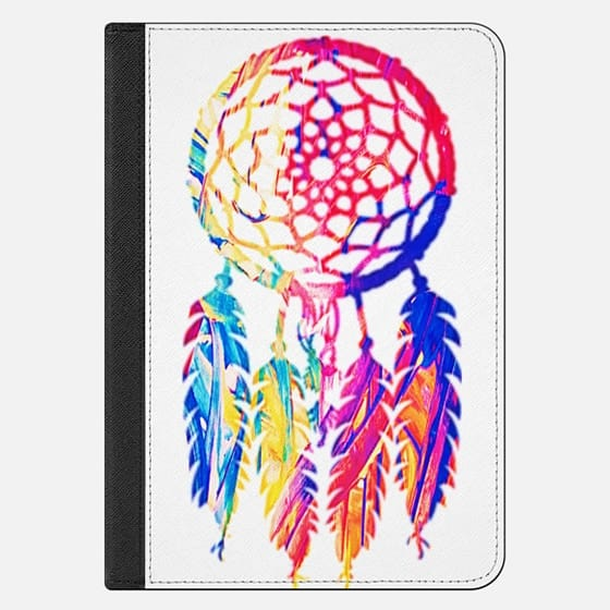 iPad Mini 4 케이스 - Hipster Neon Dreamcatcher Cute Rainbow