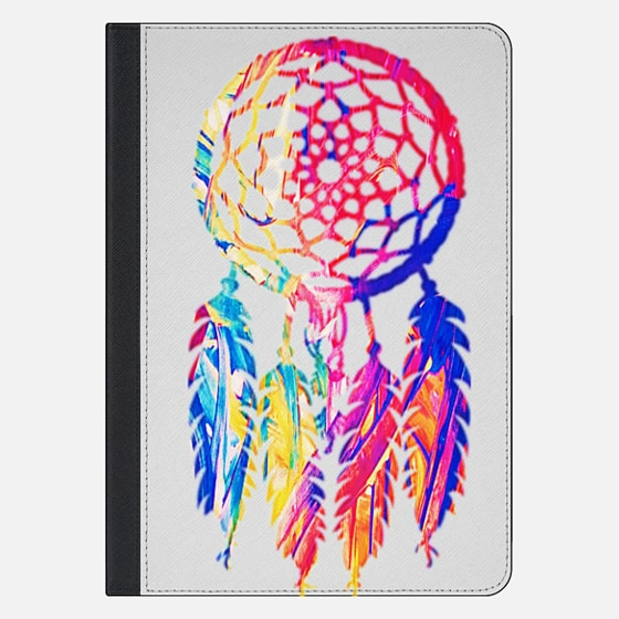 "iPad Pro 10.5"" Case - Hipster Neon Dreamcatcher Cute Rainbow"