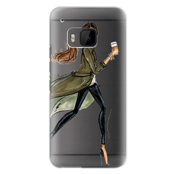 Htc One M9 Cases - Trench by Anum Tariq
