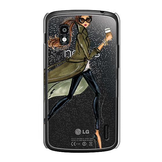 Nexus 4 Cases - Trench by Anum Tariq