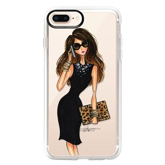 iPhone 8 Plus Cases - The Editor by Anum Tariq